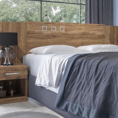 Qual a importância de uma cabeceira para a cama?